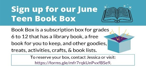 June Book Box