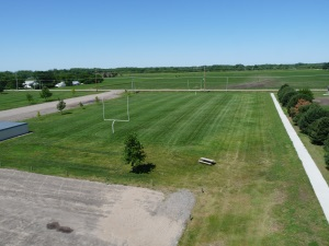 Bradshaw Park: Football Field
