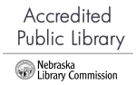 Nebraska Library Commission: Accredited Public Library