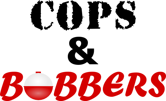 Cops and Bobbers Logo