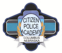 Citizen Police Academy, Columbus, Nebraska